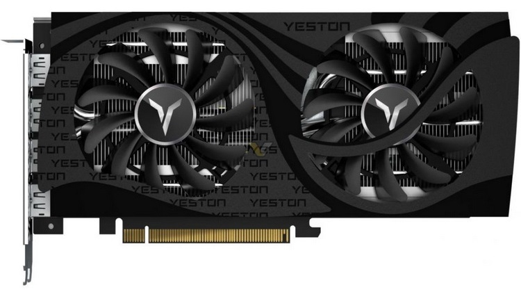 Yestone Radeon RX 6600 XT