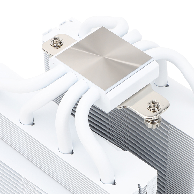 Thermalright выпустила кулер Frost Spirit 140 White V3 ARGB с толстыми тепловыми трубками
