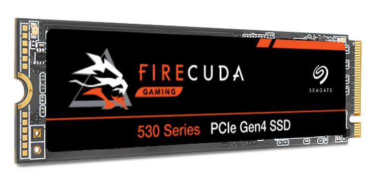 Seagate похвасталась, что накопители FireCuda 530 совместимы с PlayStation 5