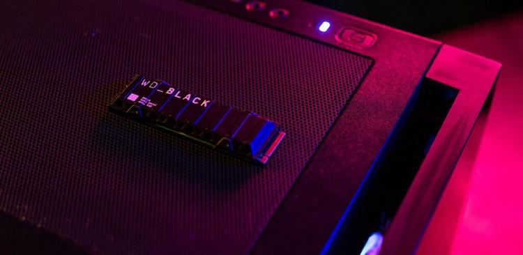 Western Digital заявила о совместимости игровых SSD WD_Black SN850 с консолью PlayStation 5