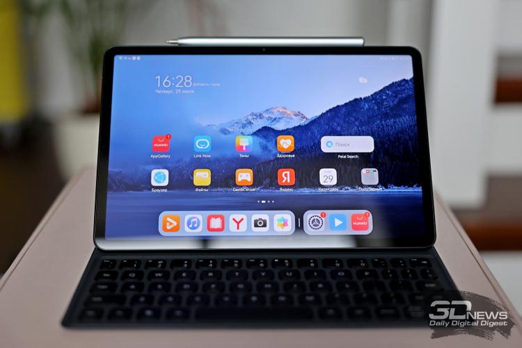 Новая статья:Huawei MatePad 11: планшет среднего уровня с оптимальными характеристиками