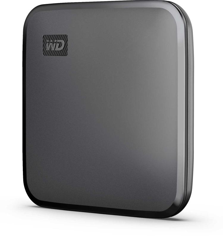 Представлен WD Elements SE — компактныйпортативный SSD ёмкостью до 2 Тбайт