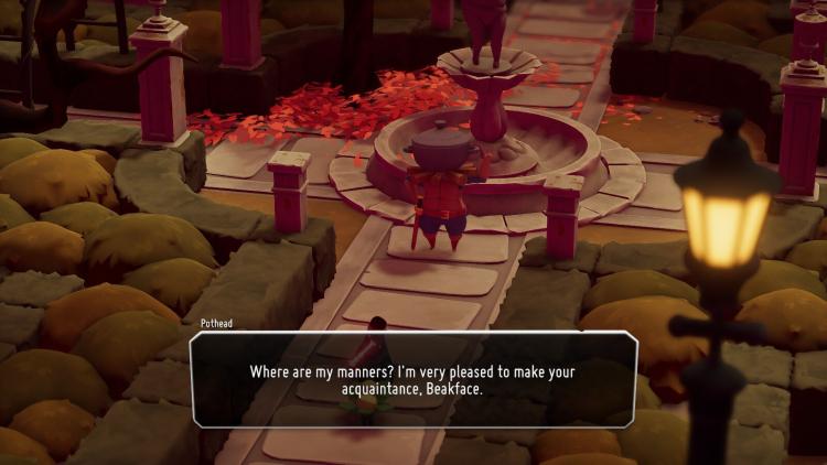 Pothead был вдохновлён Сигмайером (луковичным рыцарем) из Dark Souls