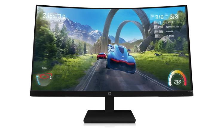 HP представила семь игровых мониторов серии X с диагональю от 27 до 34 дюймов