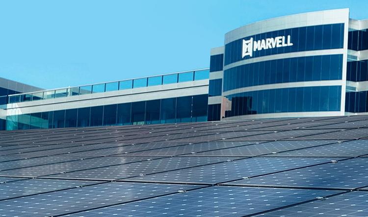 Здесь и ниже изображения Marvell Technology