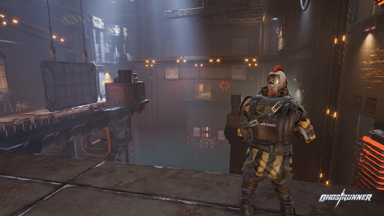 Киберпанковый экшен Ghostrunner стал временно бесплатным в Steam и получил скидку 50 %