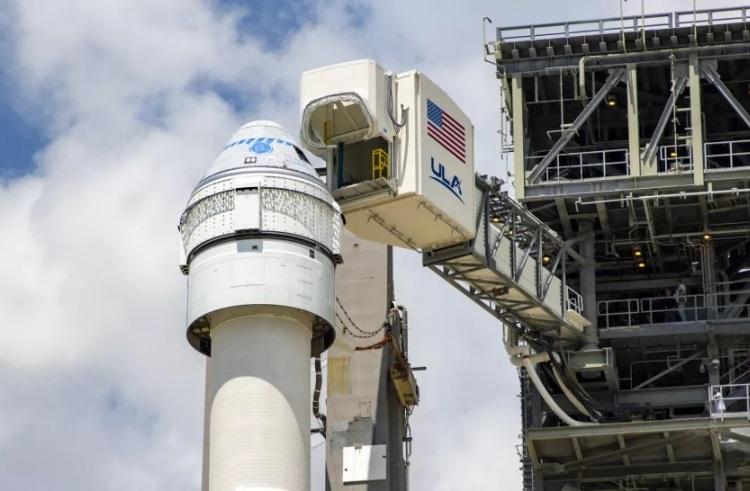 Изображение: United Launch Alliance