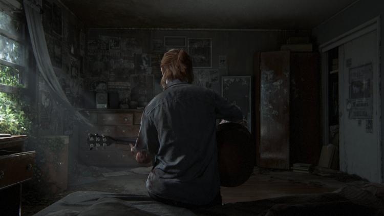 The Last of Us Part II, источник изображения: Naughty Dog