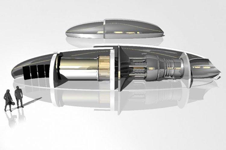 Модульный реактор содержит пункт управления, генератор и сам реактор. Источник изображения: MIT