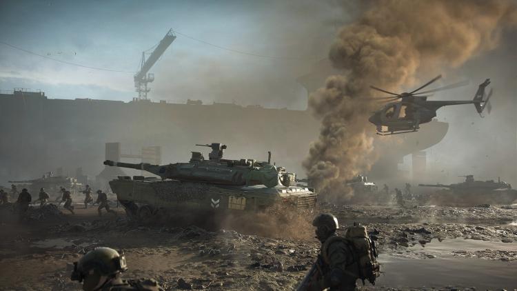 Battlefield 2042, источник изображения: Electronic Arts