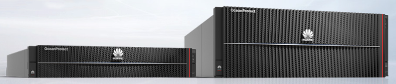 Узлы Ocean Protect X8000 (слева) и X9000