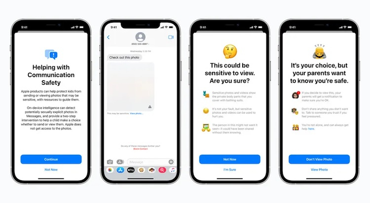 Apple подтвердила, что будет изучать фотографии на устройствах пользователей для защиты детей