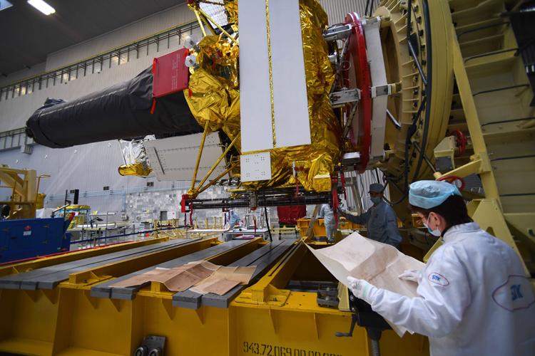 Обсерватория «Спектр-РГ» подтвердила теорию Большого взрыва1