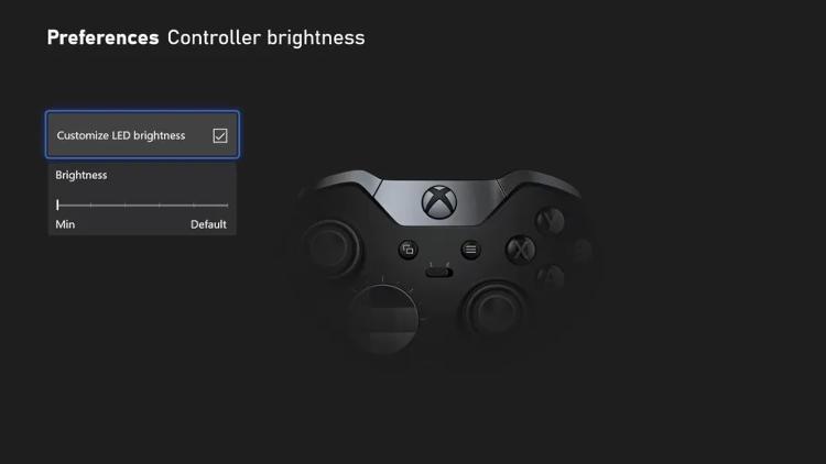 Microsoft приступила к тестированию ночного режима для Xbox