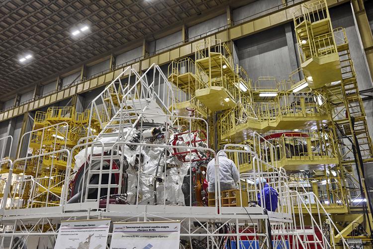 Узловой модуль «Причал» прибыл на Байконур для подготовки к запуску на МКС1
