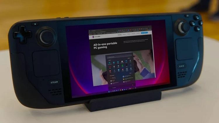 Valve пообещала поработать над совместимостью Steam Deck с Windows 11