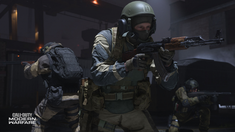 Call of Duty: Modern Warfare, источник изображения: Charlie Intel