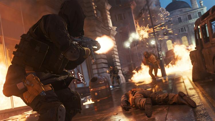 Call of Duty: Modern Warfare, источник изображения: Game Informer