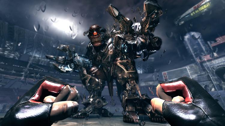 Duke Nukem Forever (источник изображения: Steam)