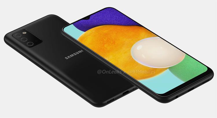 Samsung выпустит смартфон Galaxy A03s с ценой 150 евро