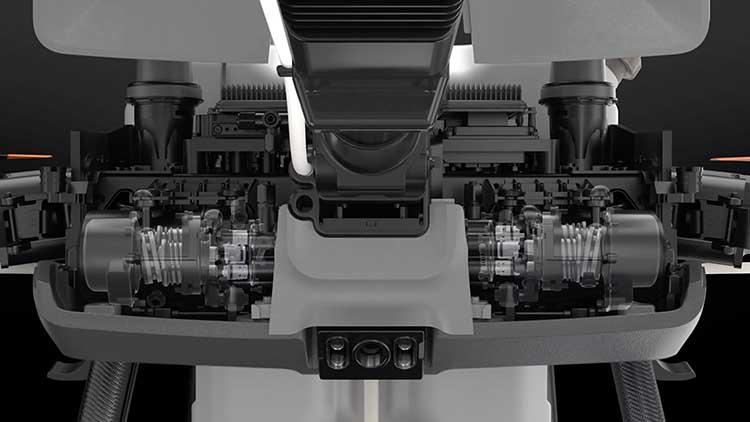 Стартовали глобальные продажи сельскохозяйственных дронов DJI Agras T30 и T101