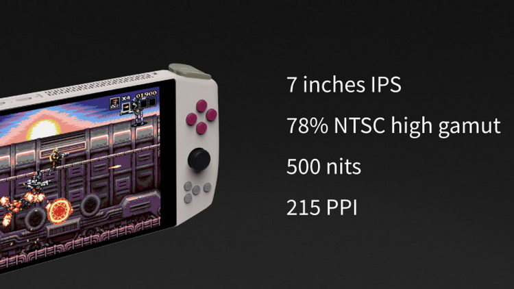 Портативная игровая консоль Aya Neo 2021 Pro получила процессор AMD Ryzen 7 4800U и цену от $925