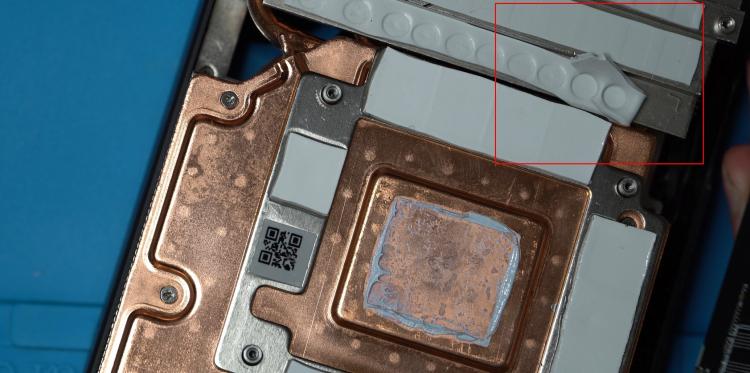 Ряд производителей видеокарт уличили в использовании некачественных термопрокладок4
