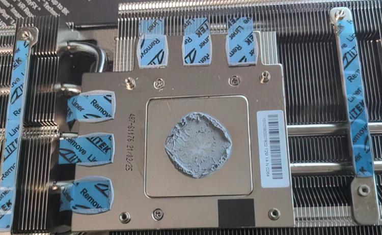 Ряд производителей видеокарт уличили в использовании некачественных термопрокладок5