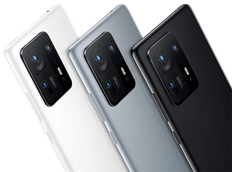Xiaomi представила Mi Mix 4 — флагманский смартфон со спрятанной под экраном камерой2