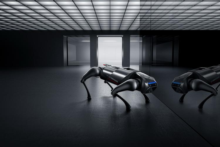 Xiaomi представила CyberDog — робота-собаку наподобие Boston Dynamics Spot, но всего за $15002