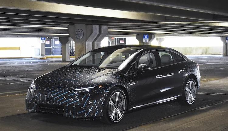 Mercedes-Benz начала принимать предзаказы на флагманский электромобиль EQS — цена от $124 тысяч1