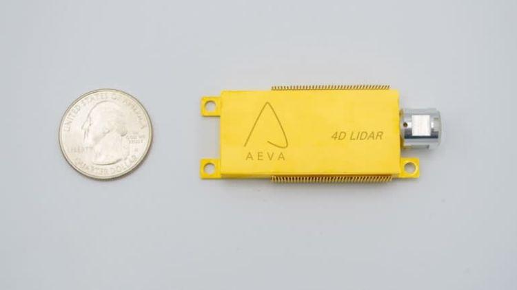 Nikon продолжит осваивать рынок лидаров через сотрудничество с Aeva