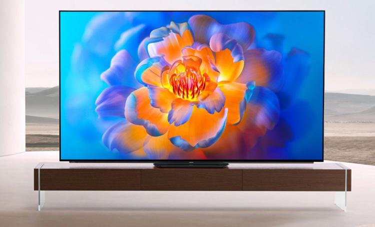 "Xiaomi выпустила телевизор Mi TV Master 77"" со 120-Гц дисплеем 4K OLED"
