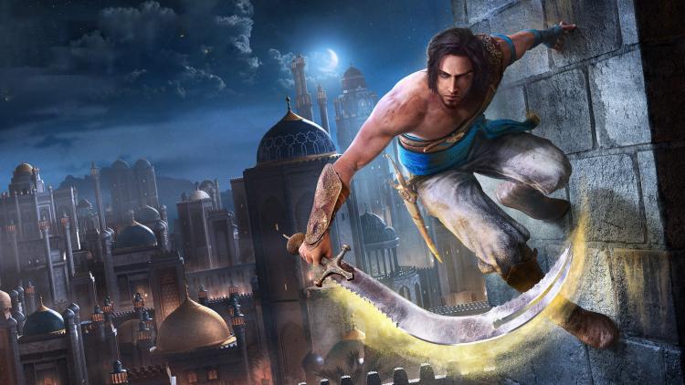Ubisoft также разрабатывает ремейк Prince of Persia: The Sands of Time, который выйдет в 2022 году, источник изображения: Ubisoft