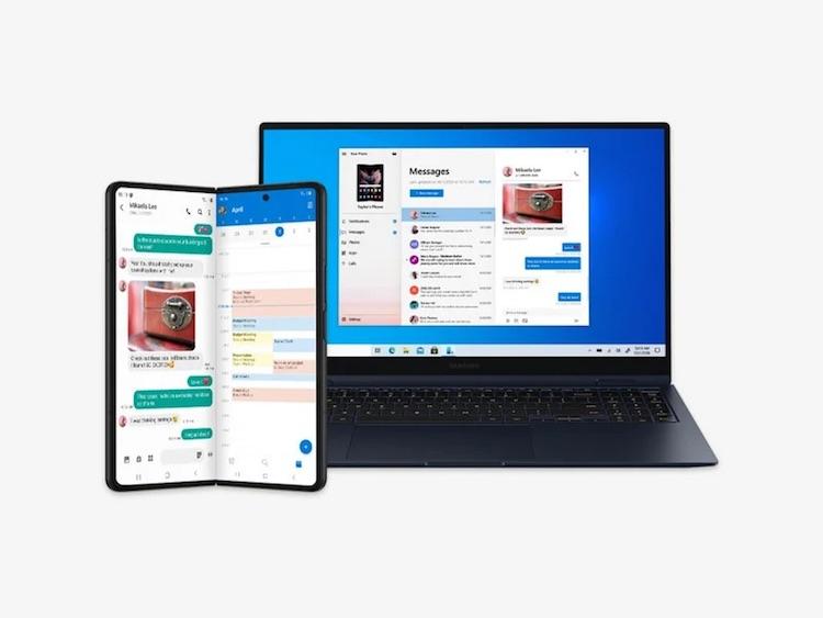 Приложения Microsoft получили расширенную функциональность в новых Galaxy Z Flip3 и Galaxy Z Fold3