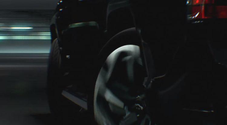 Электрический пикап Chevrolet Silverado сможет подруливать задними колёсами