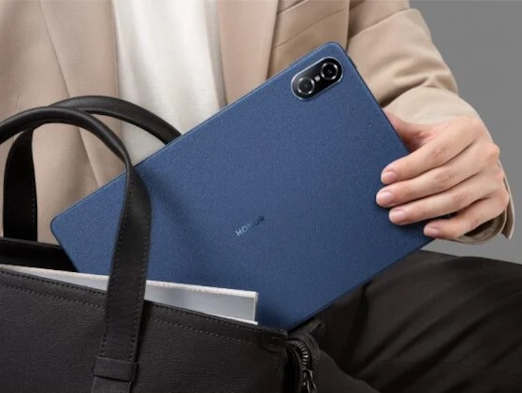 Honor представила флагманский планшет Tab V7 Pro с процессором MediaTek Kompanio 1300T