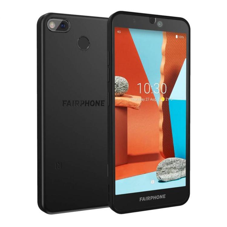 Новая версия модульного смартфона Fairphone сможет работать в сетях 5G