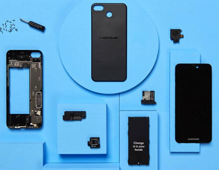 Здесь и ниже изображения Fairphone