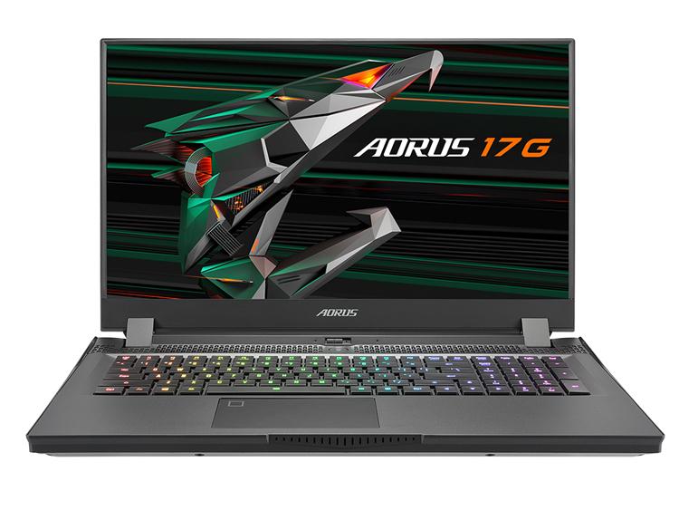 Gigabyte работает над ноутбуком Aorus с чипом Intel Alder Lake и памятью DDR5