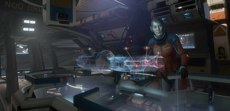 Ready at Dawn отложила релиз космического VR-приключения Lone Echo II  игра выйдет до конца 2021 года