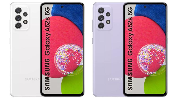 Смартфон Samsung Galaxy A52s 5G полностью рассекречен до анонса
