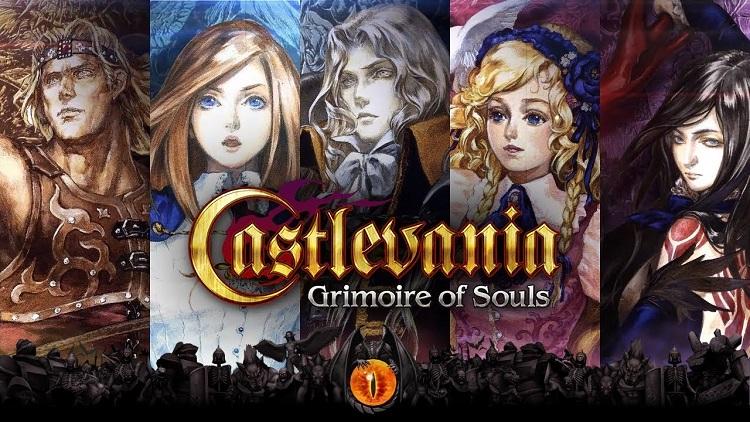 Восставшая из мёртвых Castlevania: Grimoire of Souls стала эксклюзивом Apple Arcade