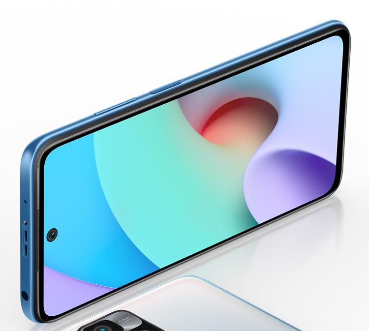 Xiaomi случайно представила доступный смартфон Redmi 10 с четверной камерой1