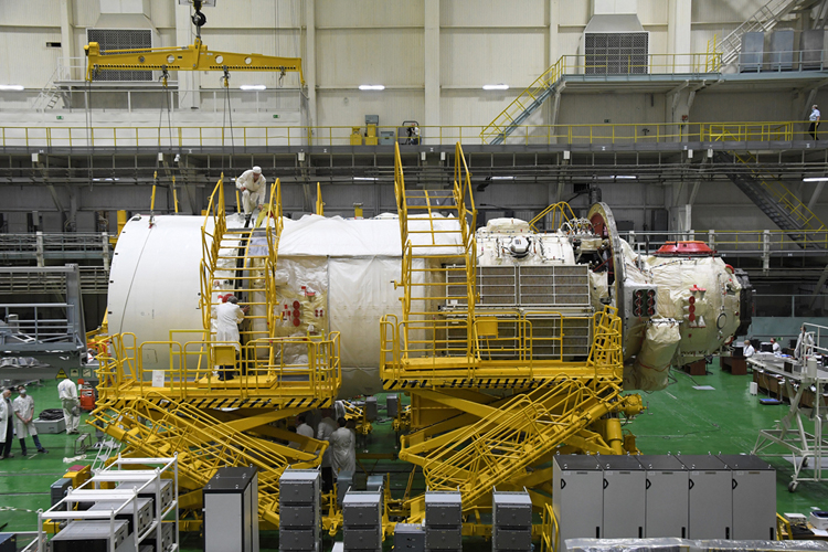 МКС-модуль «Наука» спасали от аварии восемь суток: в полёте возникли многочисленные сбои1
