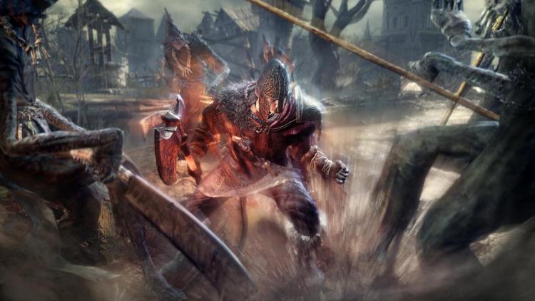 Dark Souls III, источник изображения: VG247