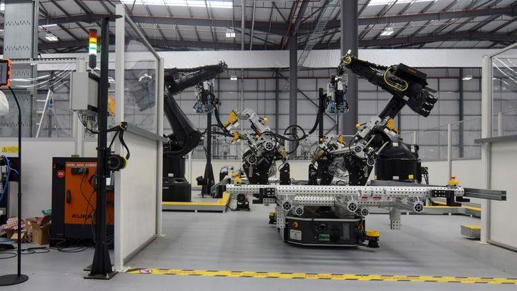 Молодые производители электромобилей создадут совершенно новые подходы к серийному производству