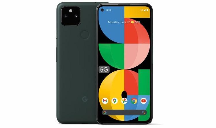 Google представила смартфон-середнячок Pixel 5A, который стал дешевле предшественника1