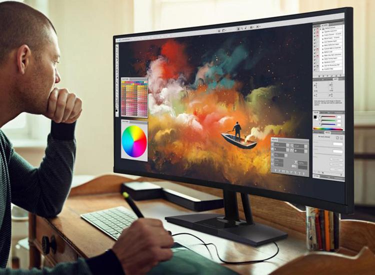 ViewSonic представила профессиональный 2K-монитор VP2756-2K с заводской калибровкой за $390