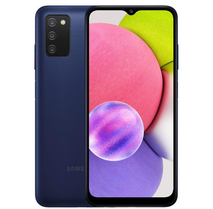 Представлен 155-долларовый смартфон Samsung Galaxy A03s с экраном HD, тройной камерой и большой батареей